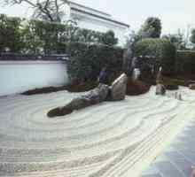 Hoe om `n tuin met groot rotse te versier