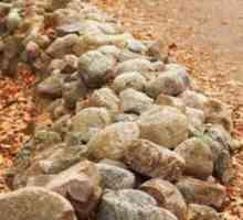 Hoe om te landskap met rotsgrense
