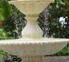 Idees vir die plant rondom fonteine