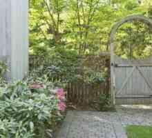 Koste-effektiewe landscaping idees